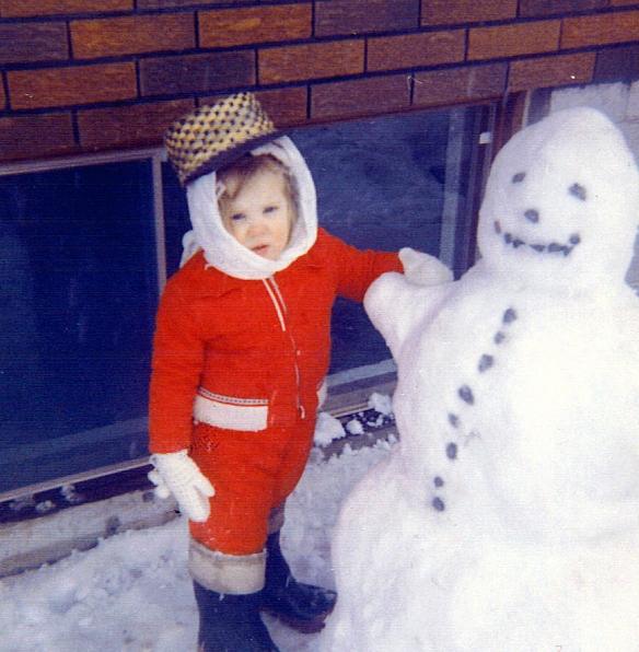 sandra n snowman